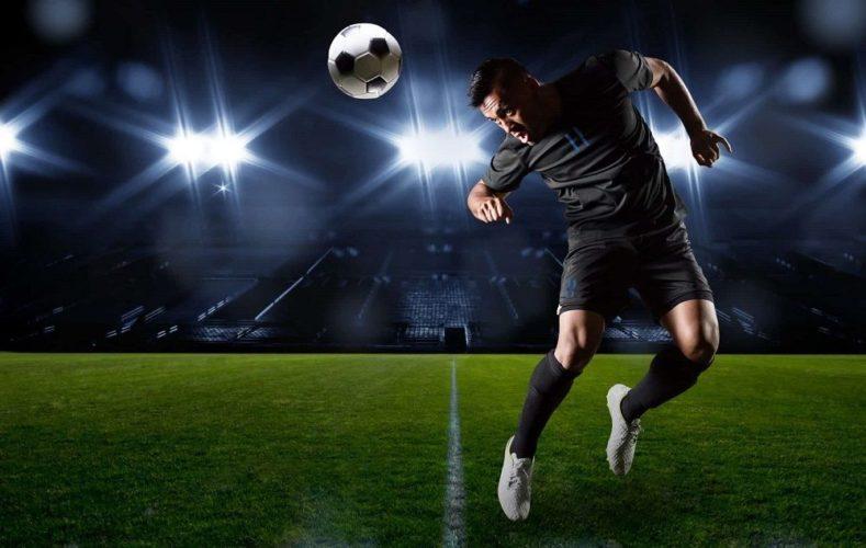 Soccer head ball brain damage