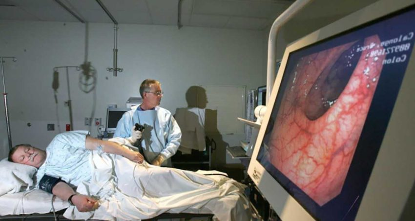 Dangers of Colonoscopy