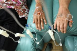 Chemo patients die sooner than no treatment