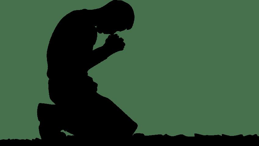 mark praying