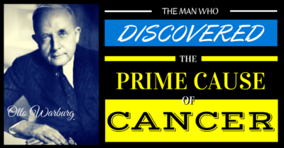 Dr Otto Warburg - The Man Who Discovered the Prime Cause of Cancer