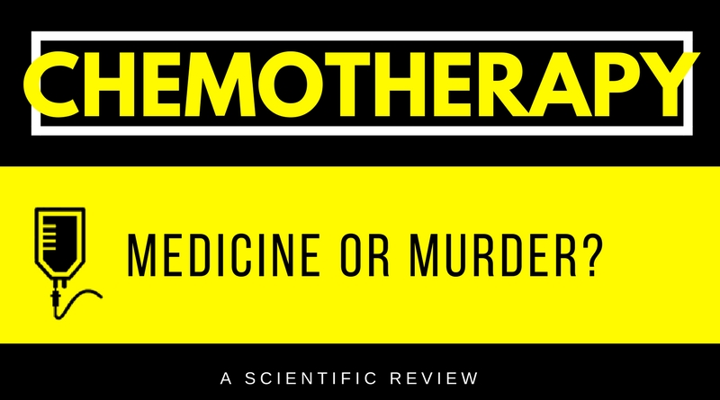 Chemotherapy vs Cancer - Murder or Medicine