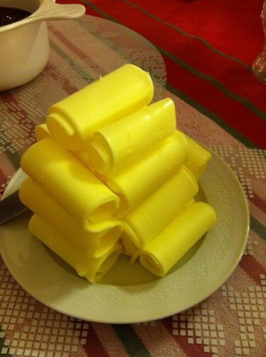 butter healthy cholesterol