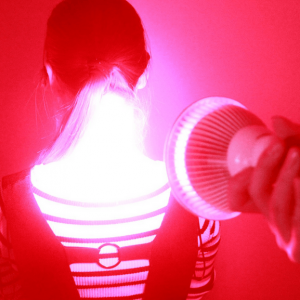 red light therapy device mini