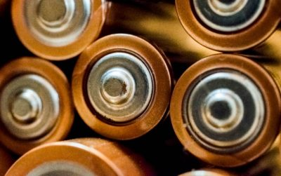 organic batteries volta free energy