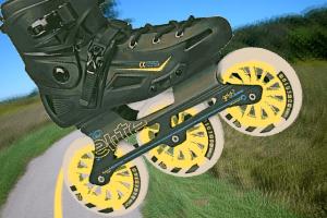 rollerblading grey silo trail roller derby inline skates