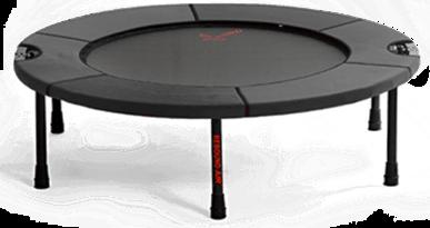 Rebounder mini trampoline