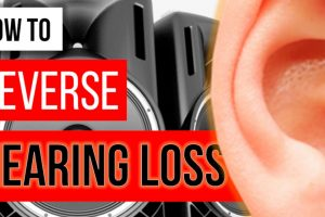 how to reverse hearing loss and tinnitus