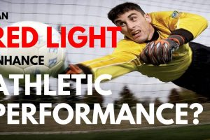 red light therapy enhances strength, speed and athletic performance