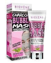 Carbonated Charcoal Bubble Mask