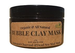 Carbonated Charcoal Bubble Mud Mask