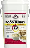 30 day food supply