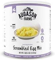 Dehydrated Scrambled Eggs