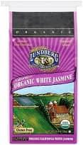 organic white jasmine rice 25 pounds