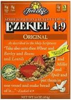 Ezekiel Sprouted Grain Cereal Original
